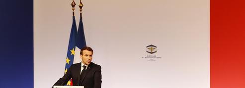 Macron : « Les intérêts vitaux de la France ont désormais une dimension européenne »