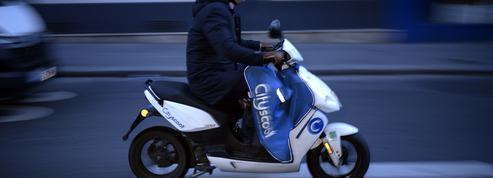 Scooters partagés: Cityscoot lève 23,6 millions d'euros