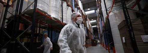 Coronavirus : la France ne parvient pas à répondre à la demande de masques de protection