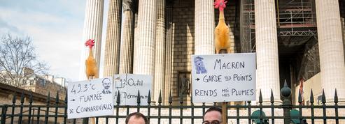 «49-3 ou pas, on n'en veut pas» : des manifestants ont défilé à Paris contre la réforme des retraites