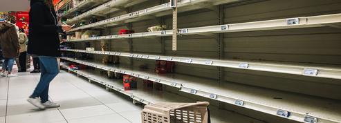 Pâtes, farine, papier toilette : les ressorts psychologiques des «achats de panique»