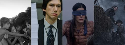 The Irishman, The Report, Roma ... Notre sélection des meilleurs films originaux des plateformes de streaming