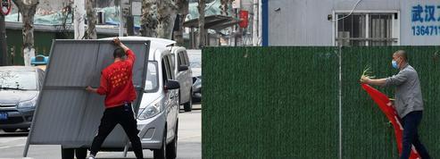 La Chine lève progressivement les restrictions de circulation à Wuhan