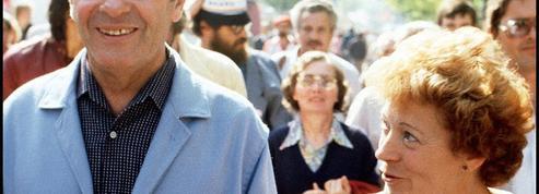 Liliane Marchais, veuve de Georges Marchais et figure du Parti communiste, est morte