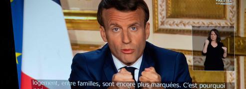 Coronavirus : ce qu'il faut retenir de l'allocution d'Emmanuel Macron
