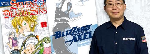 Nakaba Suzuki : «J'ai toujours été fasciné par les légendes arthuriennes»
