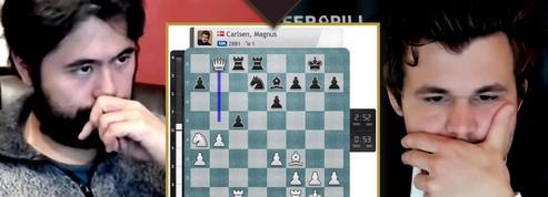 Magnus Carlsen gagne le premier grand tournoi d'échecs en ligne