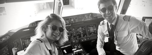 David et Alexandra, pilotes de ligne : «On voulait participer à l'effort national»