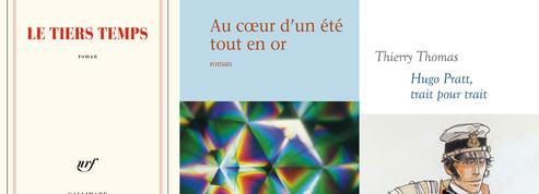 Le Goncourt du premier roman décerné à Maylis Besserie pour Le Tier Temps
