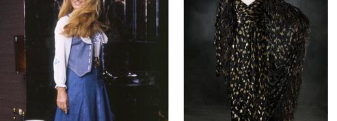 Une robe de Dalida mise aux enchères crée la polémique