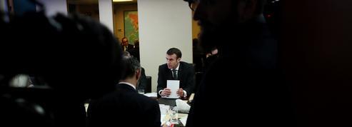 Le Conseil de défense, lieu favori d'Emmanuel Macron pour des arbitrages en série
