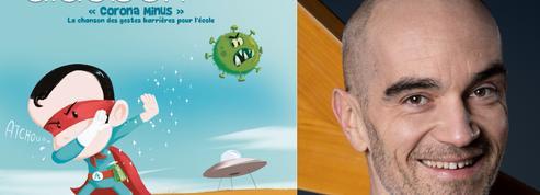 Aldebert: «La chanson Corona-Minus accompagne les enfants pour mieux vivre avec le virus »