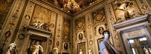 Les chefs-d'oeuvre du Caravage retrouvent leur public à la Galerie Borghèse de Rome