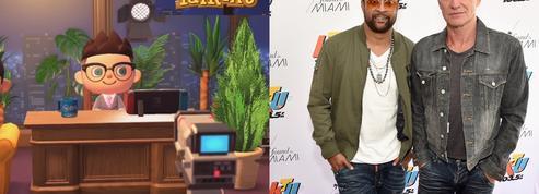 Le nouveau single de Shaggy et Sting dévoilé sur Animal Crossing