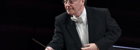 Démission surprise d'Emmanuel Krivine à l'orchestre national de France