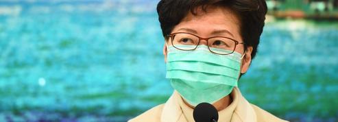 HongKong: Carrie Lam dénonce le double langage de gouvernements étrangers