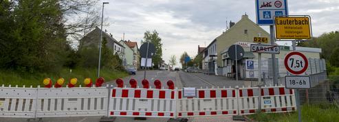 Cacophonie à la frontière franco-allemande