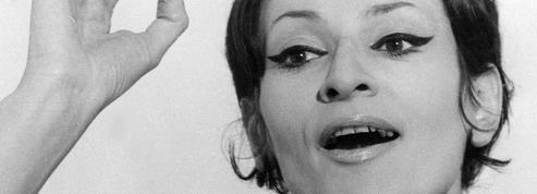 L'oeil de l'INA : Barbara ou les rares confidences de la dame en noir