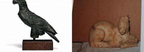 Christie's retire de ses enchères 4 antiquités soupçonnées d'avoir été pillées