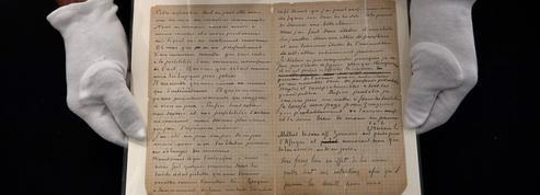 Une lettre commune de Van Gogh et Gauguin adjugée 210.600 euros à Paris