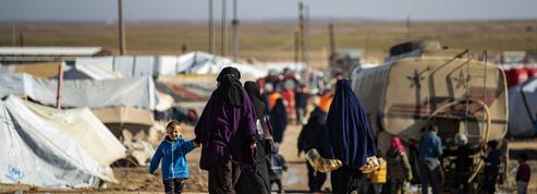 La France a rapatrié dix enfants de djihadistes français de Syrie