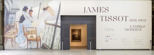 James Tissot: des crinolines au goupillon