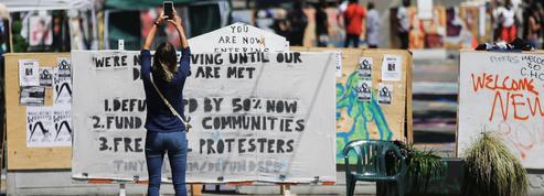 Seattle va démanteler la zone autogérée occupée par des manifestants