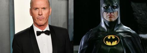 Michael Keaton de retour dans le costume de Batman 33 ans après Tim Burton