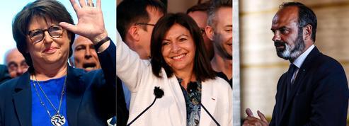 EN DIRECT - Municipales : victoire des Verts à Lyon, Bordeaux et Strasbourg, Hidalgo réélue à Paris, Aubry à Lille, Philippe au Havre