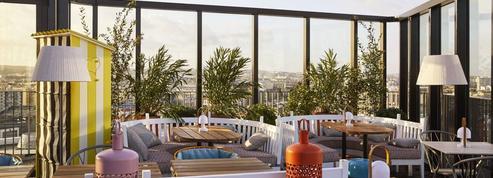 Le top 5 des nouveaux rooftops pour l'été à Paris