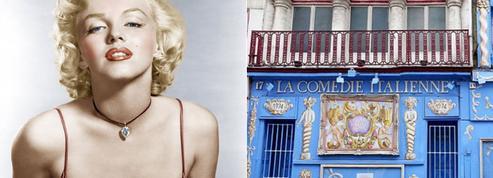 Un mouchoir de Marilyn Monroe sauve un théâtre parisien de la faillite