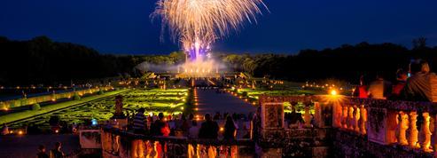 Vaux-le-Vicomte, Breteuil, Versailles, 3 soirées féeriques au château