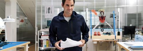 Roger Federer révèle sa première collaboration avec On