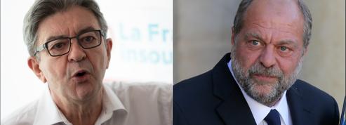 Mélenchon demande de l'aide à Dupond-Moretti face à «l'acharnement» de la justice contre LFI