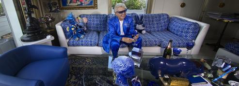La collection bleue de Michou s'envole pour un demi-million d'euros