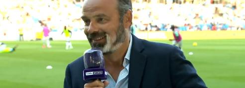Silencieux depuis sa démission, Édouard Philippe réapparaît à la télévision... pour parler football
