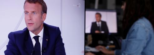 EN DIRECT - Emploi : Macron annonce un «dispositif exceptionnel d'exonération des charges» pour les jeunes
