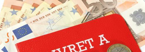 Les Français ont déposé 20,4 milliards d'euros sur leurs livrets A en six mois