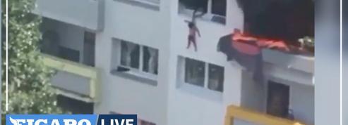 Enfants miraculés d'un incendie à Grenoble: ouverture d'une enquête pour «délaissement»