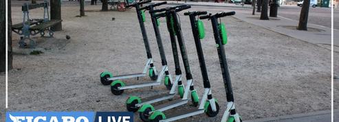 Trottinettes : Lime, Tier et Dott se partageront Paris