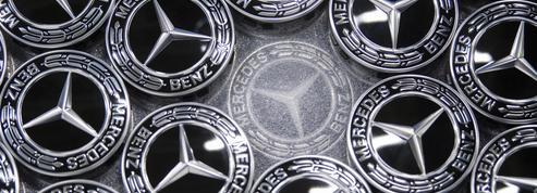 Daimler s'attend à un résultat d'exploitation «positif» en 2020