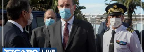 À Nice, Castex annonce généraliser la forfaitisation des délits de stupéfiants
