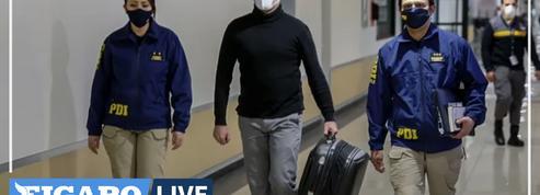 Affaire Narumi : le Chilien Nicolas Zepeda mis en examen pour assassinat