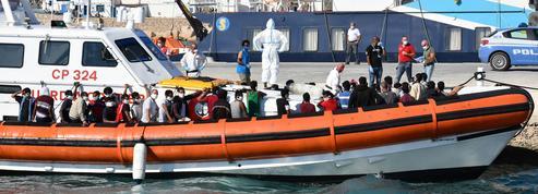 Italie: un «flux exceptionnel de migrants économiques» avec le Covid-19