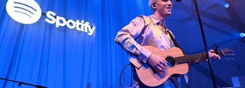 Spotify frôle pour la première fois les 300 millions d'utilisateurs actifs