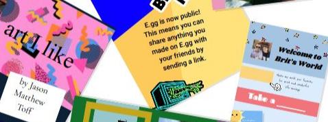 Avec e.gg, Facebook offre une plongée nostalgique vers les années 1990