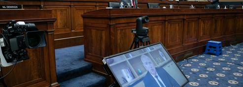Les géants du numérique sous le feu du Congrès