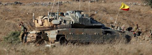 Israël revendique des frappes aériennes contre des positions de l'armée syrienne