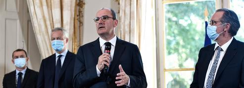 La crise a considérablement creusé le déficit budgétaire de la France