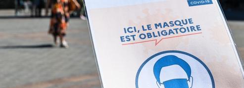 Le masque obligatoire dans le centre-ville de Nancy à compter de samedi